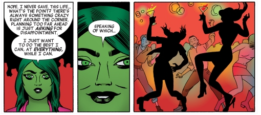 Page from She-Hulk #2
