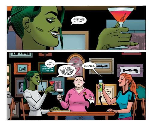 She-Hulk #8.